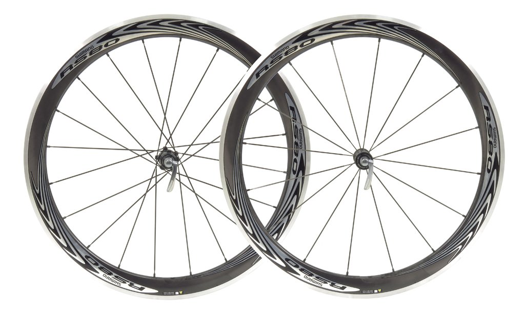 Rodas Shimano WH-RS80 C50 Carbon Clincher