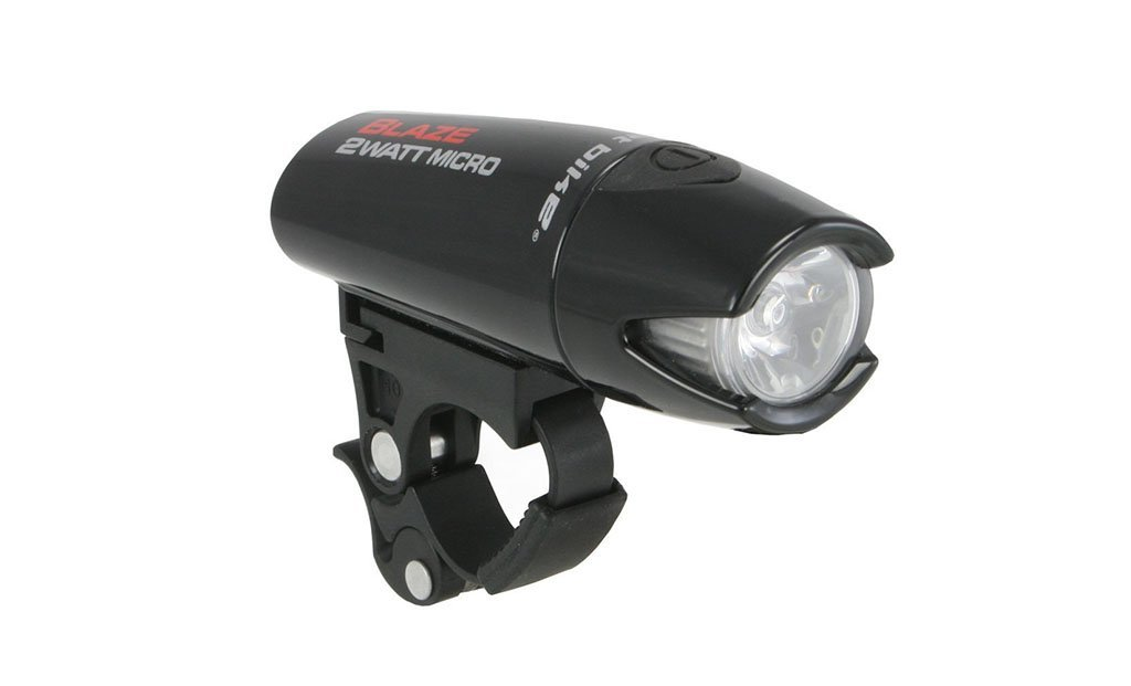 Farol Planet Bike Blaze 2 Watt Micro