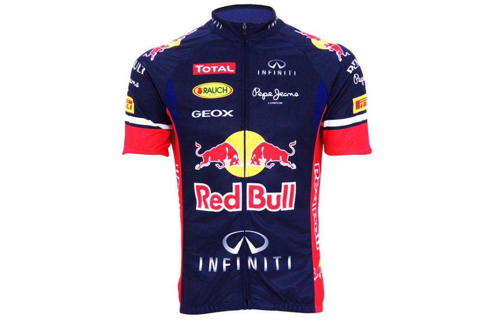 Camisa Sport Xtreme Red Bull Racing - Bike Point SC ce2eb3ea0f5