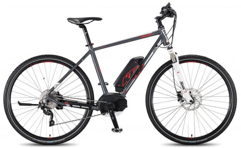 Bicicleta KTM Macina Cross 10 CX4