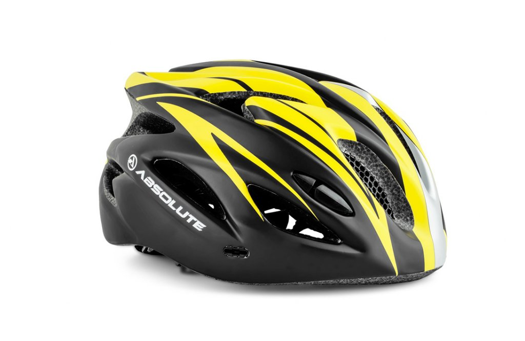 Capacete Absolute Nero Led