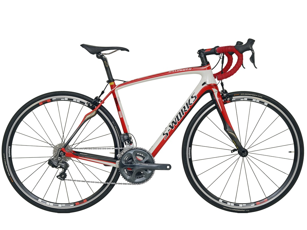 Bicicleta Specialized S-Works Roubaix Di2