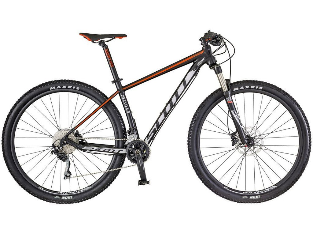 Bicicleta Scott Scale 990