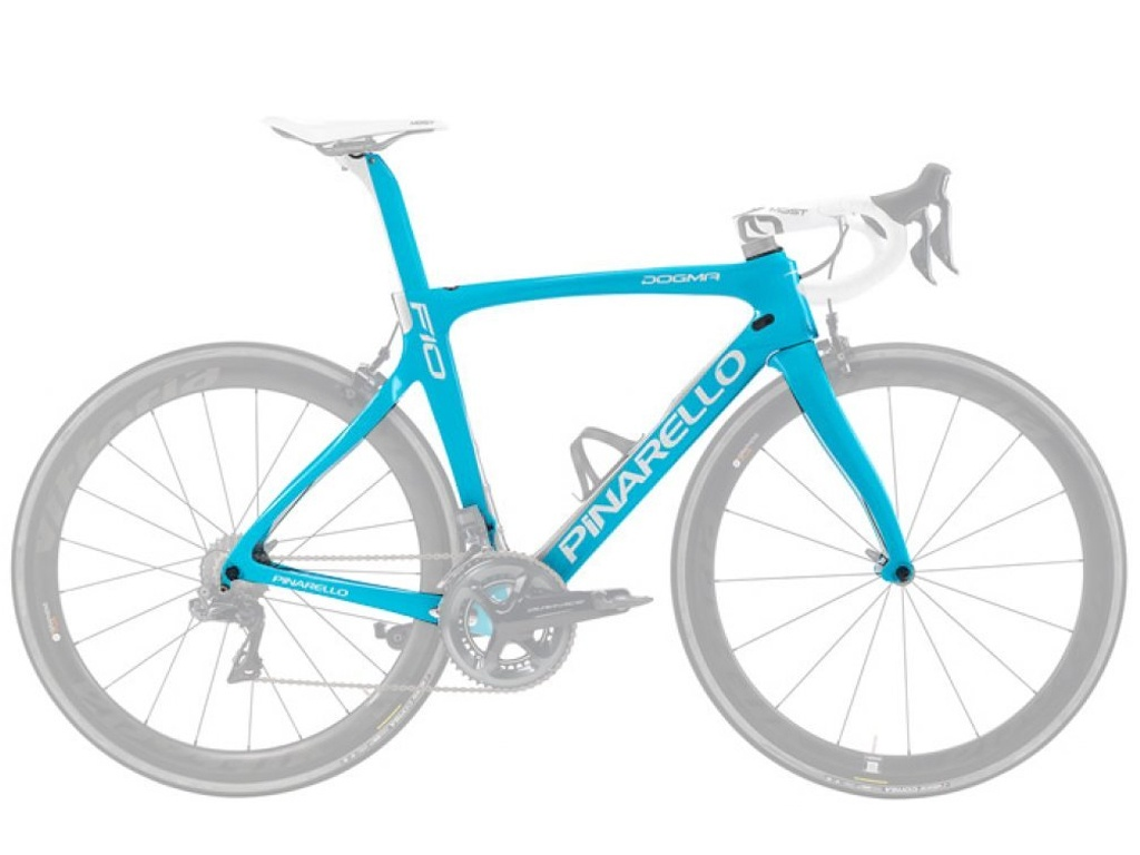 Quadro Pinarello Dogma F10 Diamond Blue