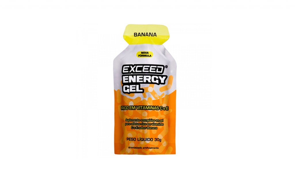 Exceed Energy Gel Banana