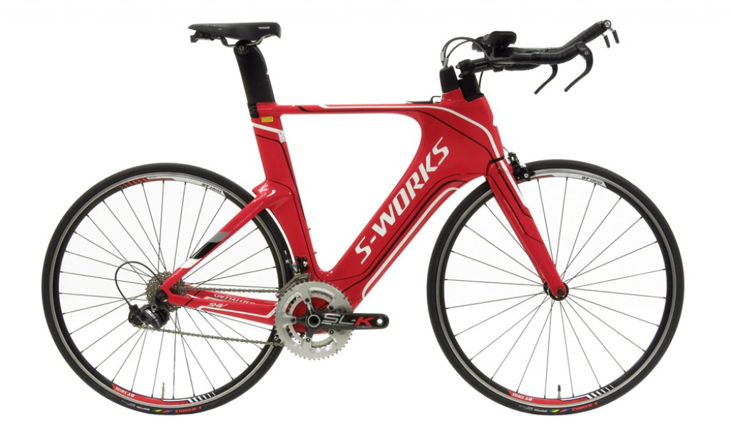 Bicicleta Specialized S-Works Shiv Dura Ace