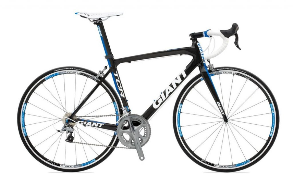 Bicicleta Giant TCR Advanced 1 Ultegra