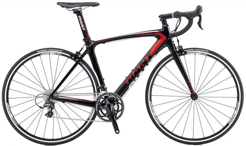 Bicicleta Giant TCR Carbon 2