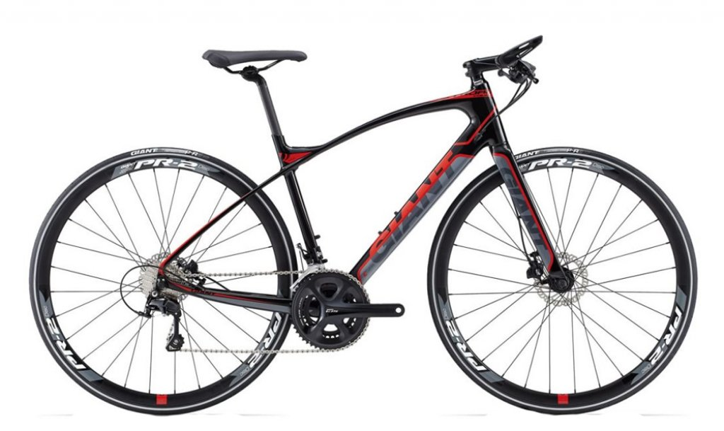 Bicicleta Giant Fast Road Coomax 1