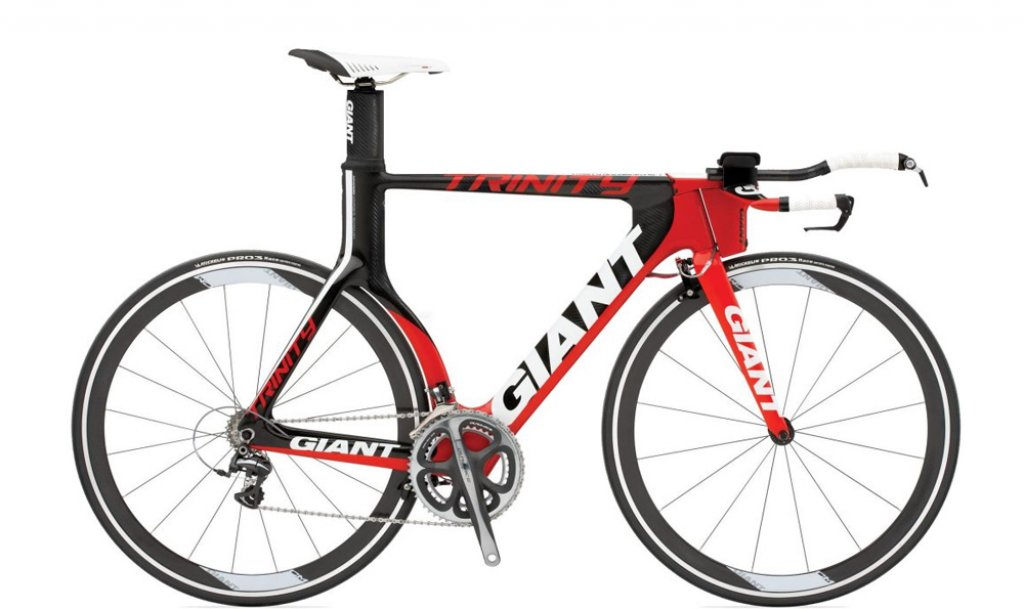 Bicicleta Giant Trinity Advanced SL 1
