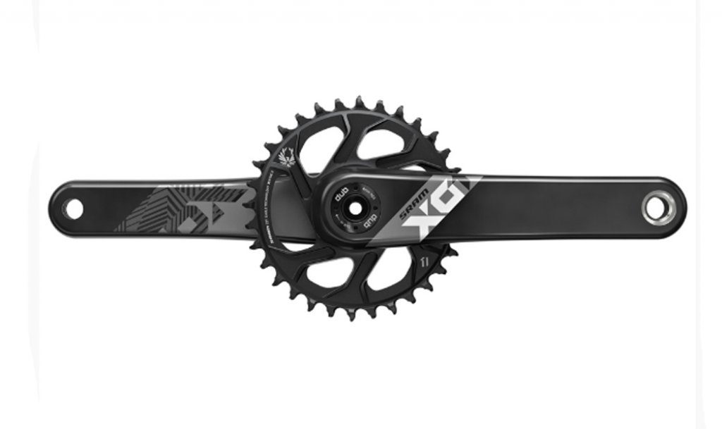 Pedivela Sram X01 Eagle DUB 32T 175mm