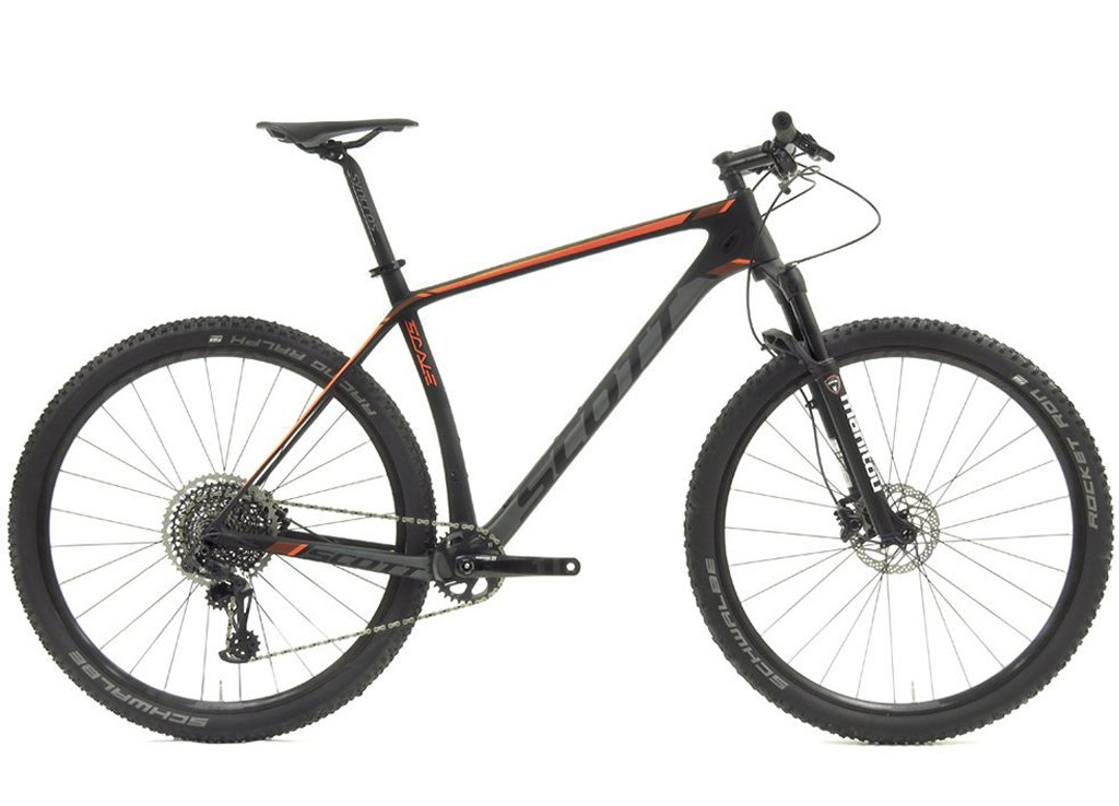 Bicicleta Scott Scale 910 Eagle 12 vel