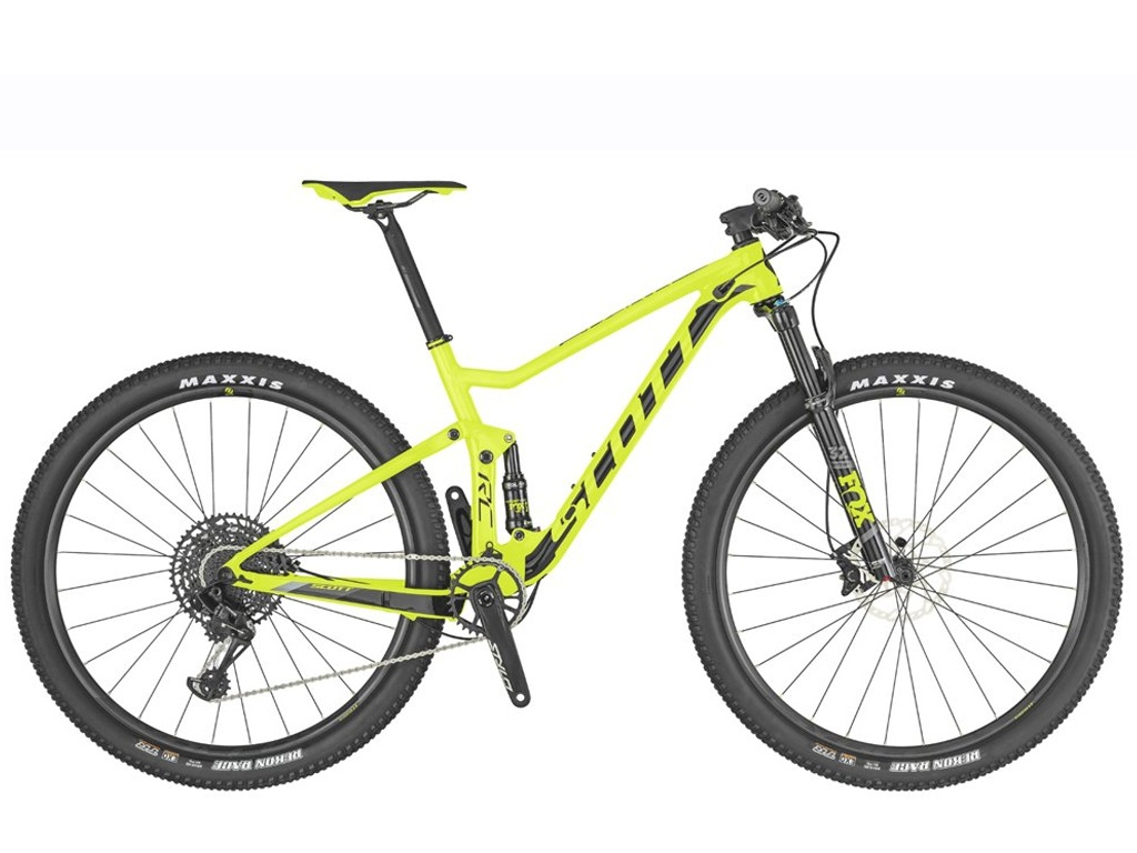 Bicicleta Scott Spark RC 900 Comp 2019