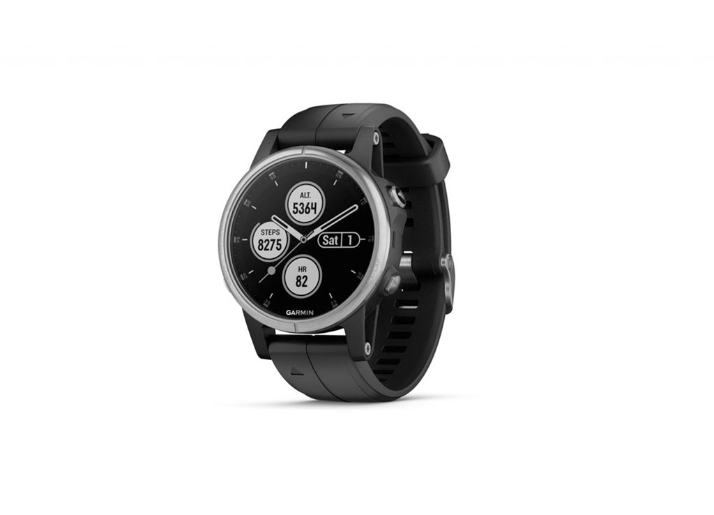 b31dcefdf89 Relogio de Pulso Garmin Fénix 5 Plus - Gps - Bike Point SC