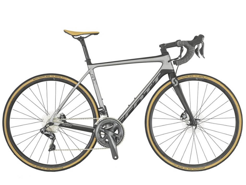 Bicicleta Scott Addict RC 15 Disc Di2 2019