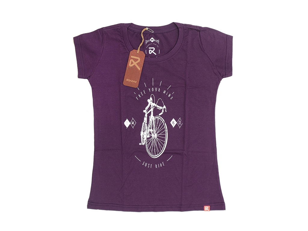 Camiseta Roadall Free Your Mind Feminina