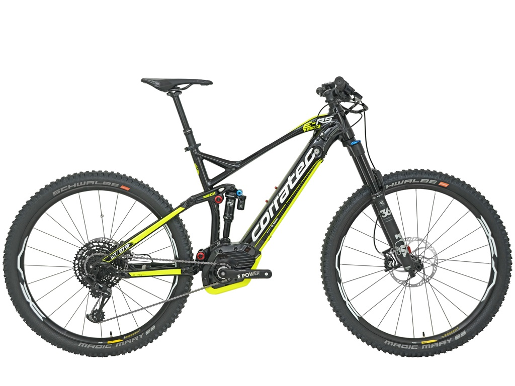 Bicicleta Corratec E-Power RS 150 29 Factory