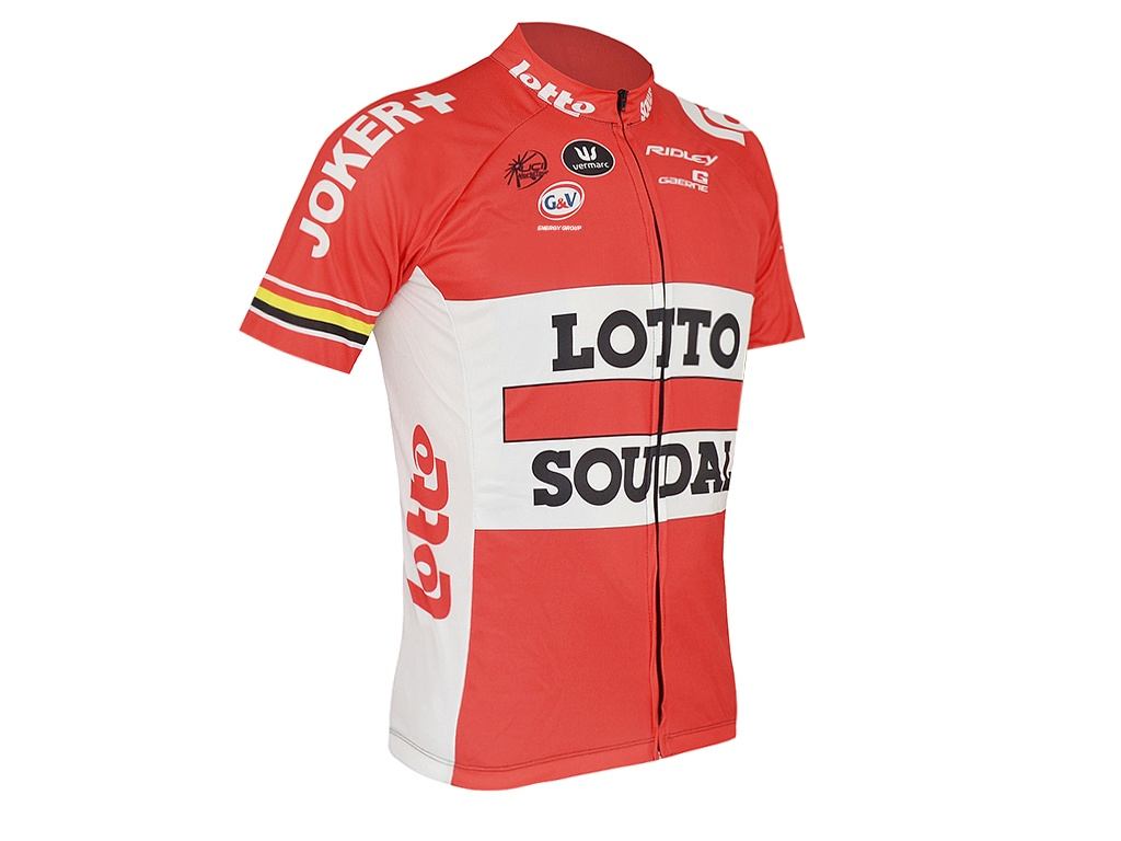 Camisa Refactor Lotto Soudal