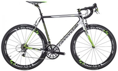 Bicicleta Cannondale Supersix Evo Hi-Mod Team