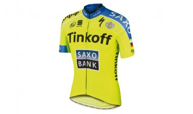 Camisa Sportful Tinkoff Team