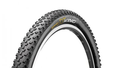 Pneu Continental X-King Performance 26x2.0 Tubeless