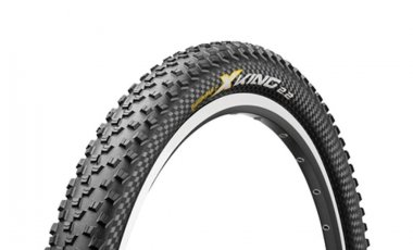 Pneu Continental X-King Protection 27.5x2.2 Tubeless