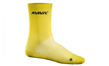 Meia Mavic Cosmic High Sock