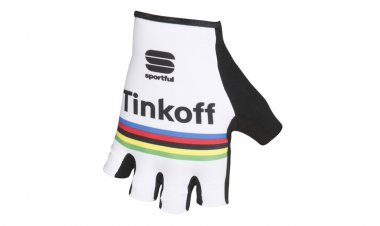 Luva Sportful Aero Race Tinkoff WC