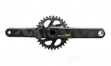 Pedivela Sram XX1 Eagle Gold Boost GXP 32T