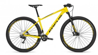 Bicicleta Focus Raven Elite Carbon 29