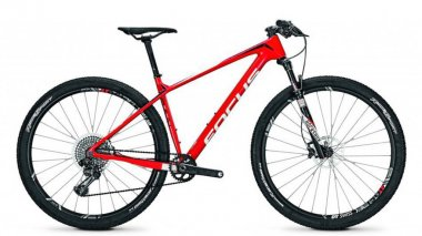 Bicicleta Focus Raven Max Team Carbon 29