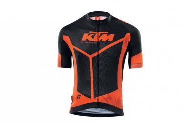Camisa KTM Factory Team Race