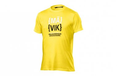 Camisa Mavic Phonetic