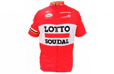 Camisa Sport Xtreme Lotto Soudal