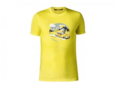 Camiseta Mavic Yellow Car 2019