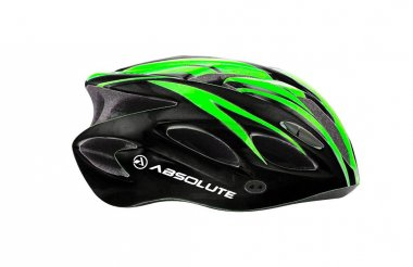 Capacete Absolute com Led