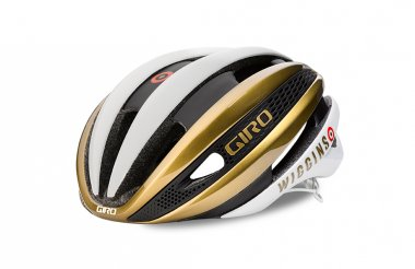 Capacete Giro Synthe Mips Team Wiggins