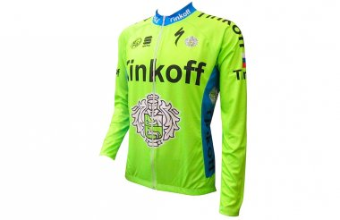 Jaqueta World Tour Team Tinkoff
