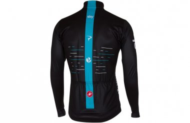 Jaqueta Castelli Thermal Team Sky