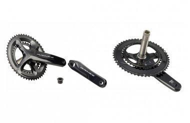 Pedivela Shimano Dura-Ace FC-9100 52-36 172.5mm