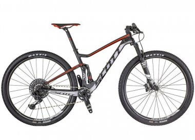 Bicicleta Scott Spark RC 900 Team 2018