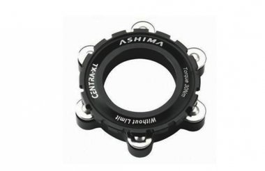 Adaptador Ashima Center Lock AC03-BK