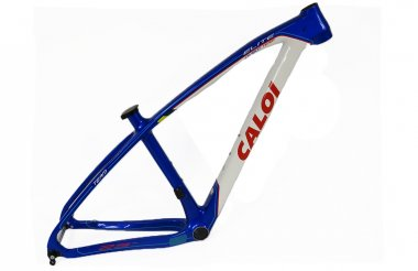Quadro Caloi Elite Carbon Team