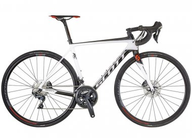 Bicicleta Scott Addict RC 20 Disc