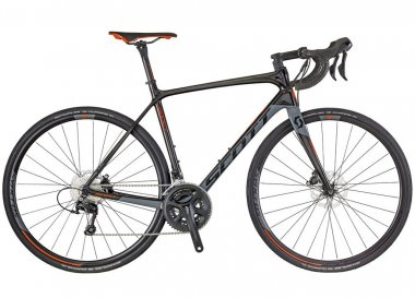 Bicicleta Scott Addict 20 Disc 2018