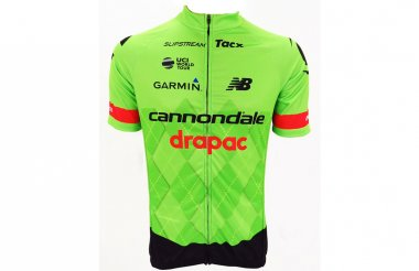 Camisa Sport Xtreme Cannondale Drapac