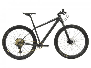 Bicicleta Cannondale F-Si 29 Carbon Black Inc