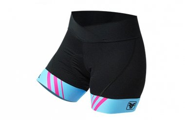 Bermuda Free Force Stripes Feminina