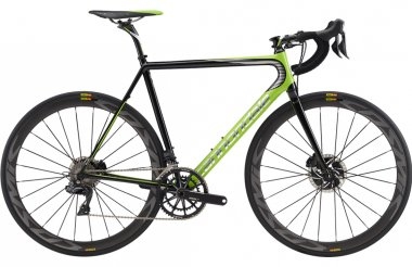 Bicicleta Cannondale Supersix Evo Disc Hi-Mod Team Di2 2018