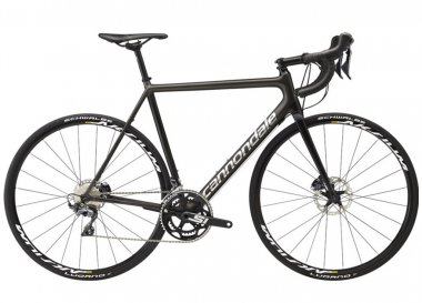 Bicicleta Cannondale Supersix Evo Disc Ultegra 2018